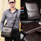 Male's Casual Tote Bag Shoulder Messenger Bag Purse Briefcase Handbag ZA0008