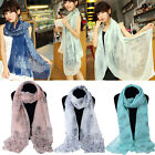 NEW WOMEN HIGH QUALITY LONG BIG WRAPS SCARF SOFT HOT CHIC AUTUMN WINTER SCARVES