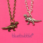 FUNKY T REX DINOSAUR NECKLACE KITSCH DINO MONSTER CUTE FUN COOL ANIMAL SCARY EMO