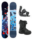 Head Fusion Rocka 162 WIDE Snowboard+2014 Flite Bindings+2014 Flow BOA Boots NEW