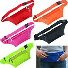 Waterproof Running Bum Bag Travel Hiking Sport Fanny Pack Waist Belt Zip Pouch