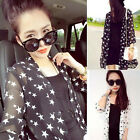 D166 Girl Summer Sun Protection Clothing Sunscreen Chiffon Shirt Thin Shawl