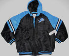 Detroit Lions Jacket, Lined & Hooded, Size Large, Brand New w/Tag!