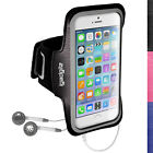 "Running Jogging Sports Armband for Apple iPhone 6 4.7"" 2014 Cover Fitness Gym"