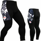 FIXGEAR_LT17 Mens cycling clothig Riding trousers tights padded long pants S~3XL