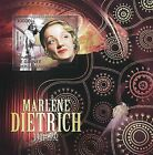 Guinea Bissau 2012 Stamp, GUI1220B Marlene Dietrich,Famous Peple,S/S