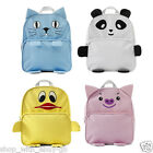 Childrens Animal Rucksack - School book bag Travel Luggage Nursery PE Lunch Bag