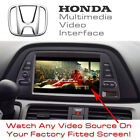 Honda Accord Odyssey Car Multimedia Video Interface + iPhone Android Mirroring