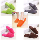 NEW Unisex Home Anti-slip Shoes Soft Warm Cotton Sandal House Indoor Slippers