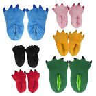 Adult Men Women Cartoon Animal Kigurumi Cosplay Pajamas Slippers Paw Claw Shoes
