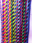 25 inch 4 Strand Braided Paracord Dog Lead obedience show Rally Training