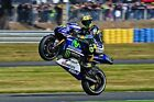 Valentino Rossi - Yamaha 2014 - A1/A2/A3/A4 Photo / Poster Print - Le Mans #4