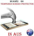 Premium Tempered Glass Screen Protector Film Guard Cable for Huawei Ascend G6