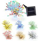 Solar Powered 100 LED String Fairy Light Garden Outdoor Xmas Party Waterproof