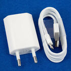 New EU US America Wall Charger + 8 Pin USB Data Cable for iPhone 5 5C 5S Ipod