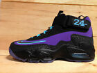 1414549331604040 1 Nike Air Griffey Max 1   White   Total Crimson   Hyper Blue
