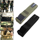 Adjustable Nylon 39'' Marine Army Military Web Belt MOLLE Buckle Strap Belt