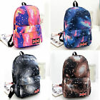 Galaxy Pattern Unisex Travel Backpack Canvas Leisure Bags School bag Rucksack
