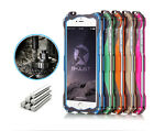 """Fashion Series CNC Aluminum Metal Frame Case Cover For New Apple iphone 6 4.7"""""""
