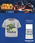 Star Wars T-Shirt Yoda Warrior Shirt Starwars Clone 110 116 122 128 134 140