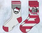 4 Paar Monster High Socken 27 28 29 30 31 32 33 34 35 36 37 38 Strümpfe Top