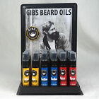 GIBS Best Beard Hair & Tattoo Oil 1 Oz Choose your Fragnce New