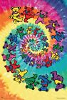 New Spiral Bears The Grateful Dead Poster