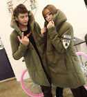 XMAS PROMOTION  Men Women Winter Jacket Hoodie Coat Lovers Clothes Parka Outwear