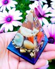 Orgonite Orgone Phoenix egipt Pyramid Energy Crystal ornament decoration chakra