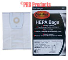 HEPA Vacuum Bags fit Type H Simplicity Canister Verve Cinch Jessie S18 20 30 36