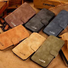 """Luxury Retro Cowhide Leather Stand Cover Case For Apple iPhone 6 4.7"""" Plus 5.5"""""""