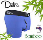 Distino Mens Bamboo Underwear  - Boxer Briefs / Trunks / Jocks - One Pair
