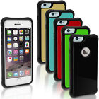 "PC & TPU Shock Resistant Gel Skin Case for Apple iPhone 6 Plus 5.5"" Bumper Cover"