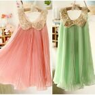 Good Kids Girl Dresses Pleated Chiffon One-Piece Dress With Lace Collar Child
