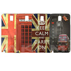 LONDON DESIGH ENGLAND THEME HARD BACK CASE COVER SAMSUNG GALAXY NOTE 3 N9000