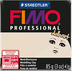 Staedtler Fimo Neu Professionell Puppe Art 85g Oven Baked Clay 5 Popular Farben