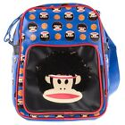 New Mens Paul Frank Blue Julius Afro Pu Shoulder Bag Flight Bags