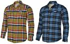 True Religion Brand Jeans Men's Flannel Plaid Sherpa Shirt Jacket