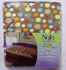 COCALO NOJO BABY CHANGING PAD UNISEX BOYS GIRLS JUNGLE SAFARI DOTS NEW