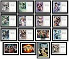 DOCTOR WHO - Framed Posters/Prints 30x40cm (Fully Licensed/Official Artwork) BBC