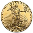 SPECIAL PRICE! 1 oz Gold American Eagle Coin - Random Year - SKU #84672