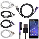 LED Metal MAGNETIC CHARGING USB CABLE FOR SONY XPERIA Z3 Z3 MINI COMPACT CHARGER