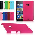 Slim Snap On Hard PC Back Cover Case Skin Shell For Microsoft Nokia Lumia 535