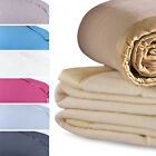 WoolMark Certified 100% Pure Natural Merino Wool Blankets All Sizes Available