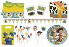 TOY STORY STAR POWER Birthday PARTY RANGE (Partyware/Celebration/Decoration)