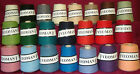 Yeoman Fifty Fifty 50/50 Yarn Wool Acrylic Mix 2ply 350g cones Choice of Colours