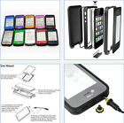 Waterproof Shockproof Dirt Hard PC Cover Case for iPhone 4S 4 Beauty Hot Sale
