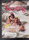 Scouting Magazine White Water Rafting January February 1987