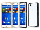 Luxury Aluminum Metal Bumper Frame Case For Sony Xperia Z3 Compact / Z1 Compact