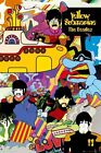 New Yellow Submarine Collage The Beatles Poster